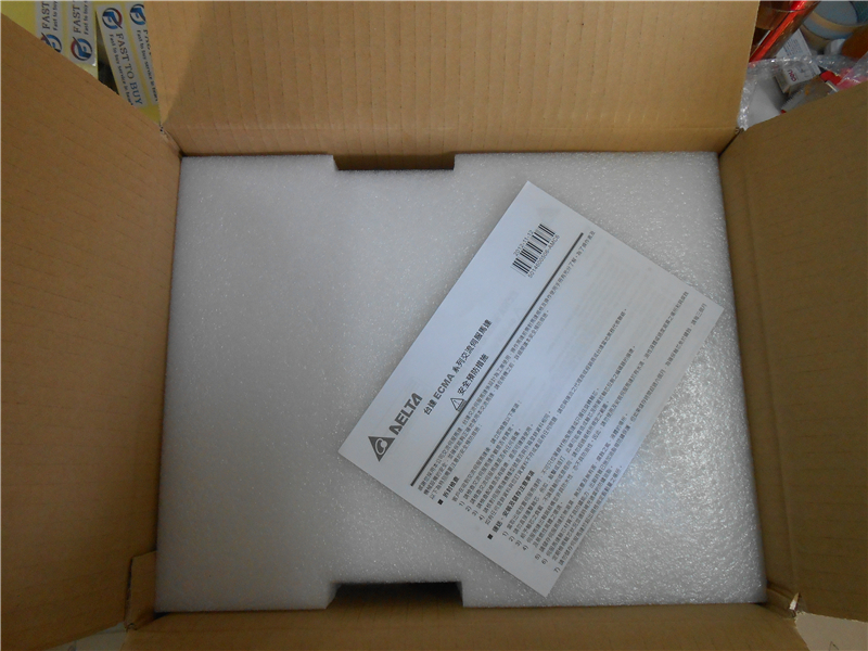 ASD-B2-1521-B Detla AC servo Drive 1ph 220V 1.5KW 8.3A New original in box
