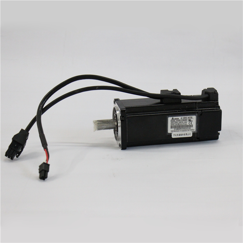 ECMA-C10604RH+ASD-A2-0421-L Delta 220V 400W 1.27NM 3000r/min 60mm AC Servo Motor Drive kits with 3M cable