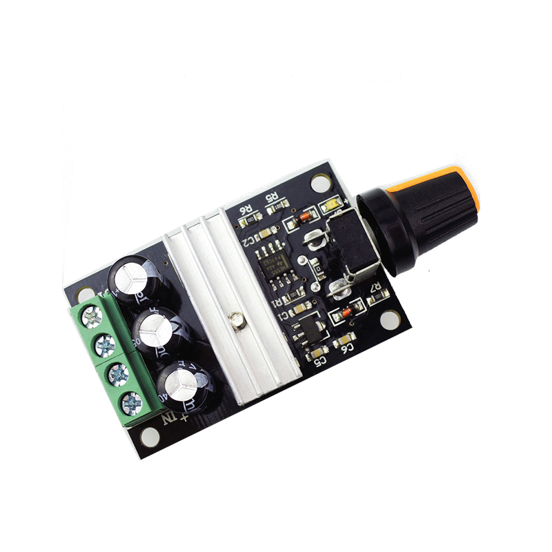 PWM DC 6V 12V 24V 28V 3A Motor Speed Control Switch Controller regulator 1230B