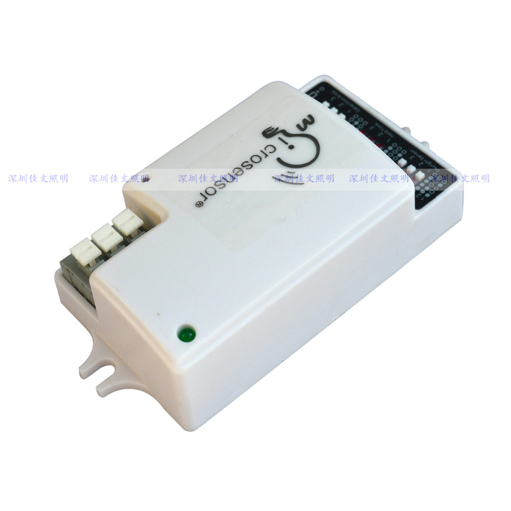 Jiawen  Microwave induction switch Microwave sensors radar sensor Intelligent human body induction switch