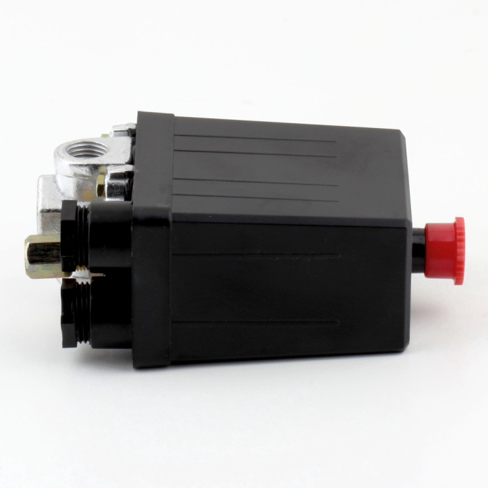 High Quality 1 Pcs Heavy Duty Air Compressor Pressure Switch Control Valve 90 PSI -120 PSI 2017