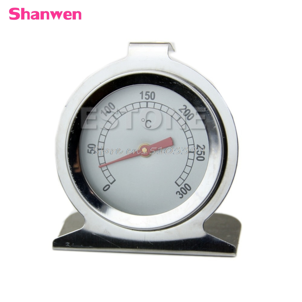 Classic Stand Up Food Meat Dial Oven Thermometer Temperature Gauge Gage New #G205M# Best Quality