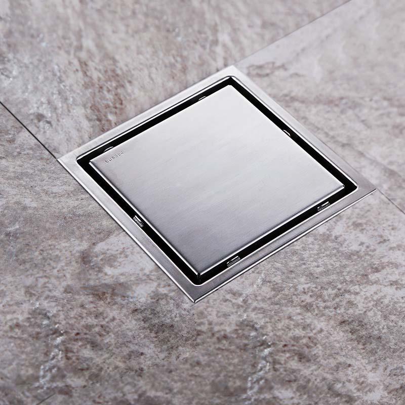 Cool Stainless Steel Bathroom 11Cm Floor Waste Drain Chrome Download Free Architecture Designs Fluibritishbridgeorg