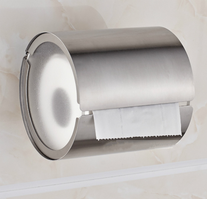 Paper Holder Stainless Steel 13.8*14.5*13.3mm