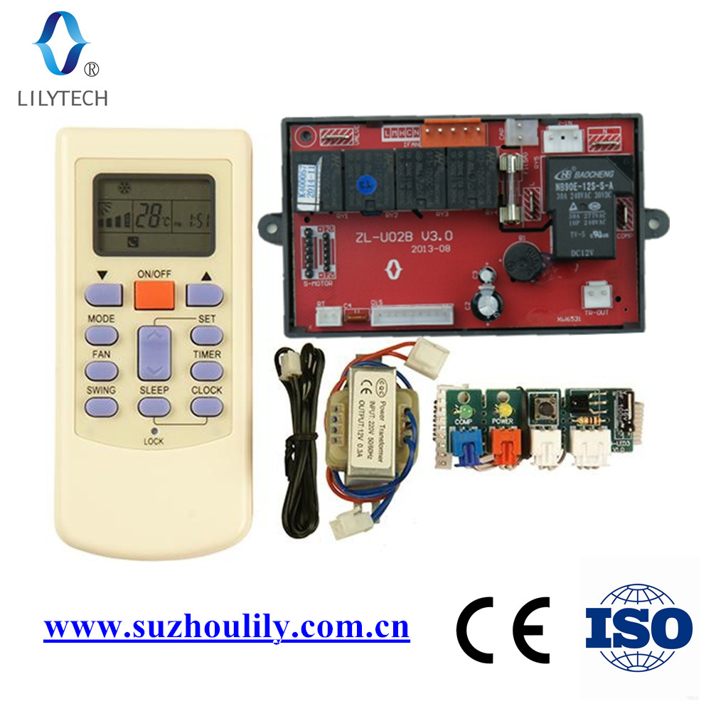 ZL-U02B for all universal air conditioner control system universal remote control air conditioner A/C Control System LILYTECH