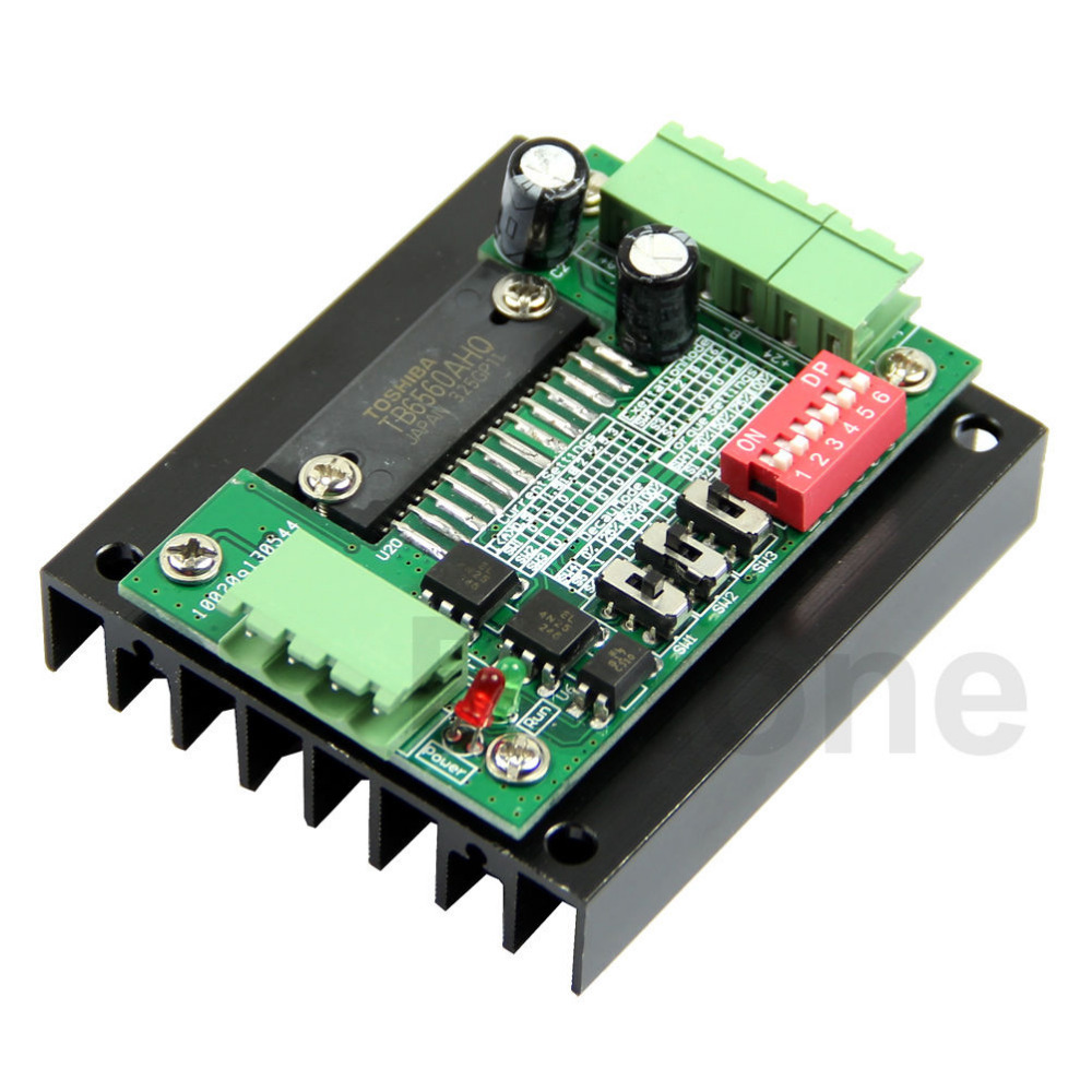 Single 1 Axis 3.5A TB6560 Stepper Stepping Motor Driver Board Control CNC Router Wholesale