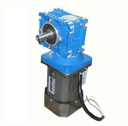 AC 220V  140W with RV 40 worm gearbox ,High-torque regulated speed worm Gear motor,Drive motor,Rolling Shutters motor