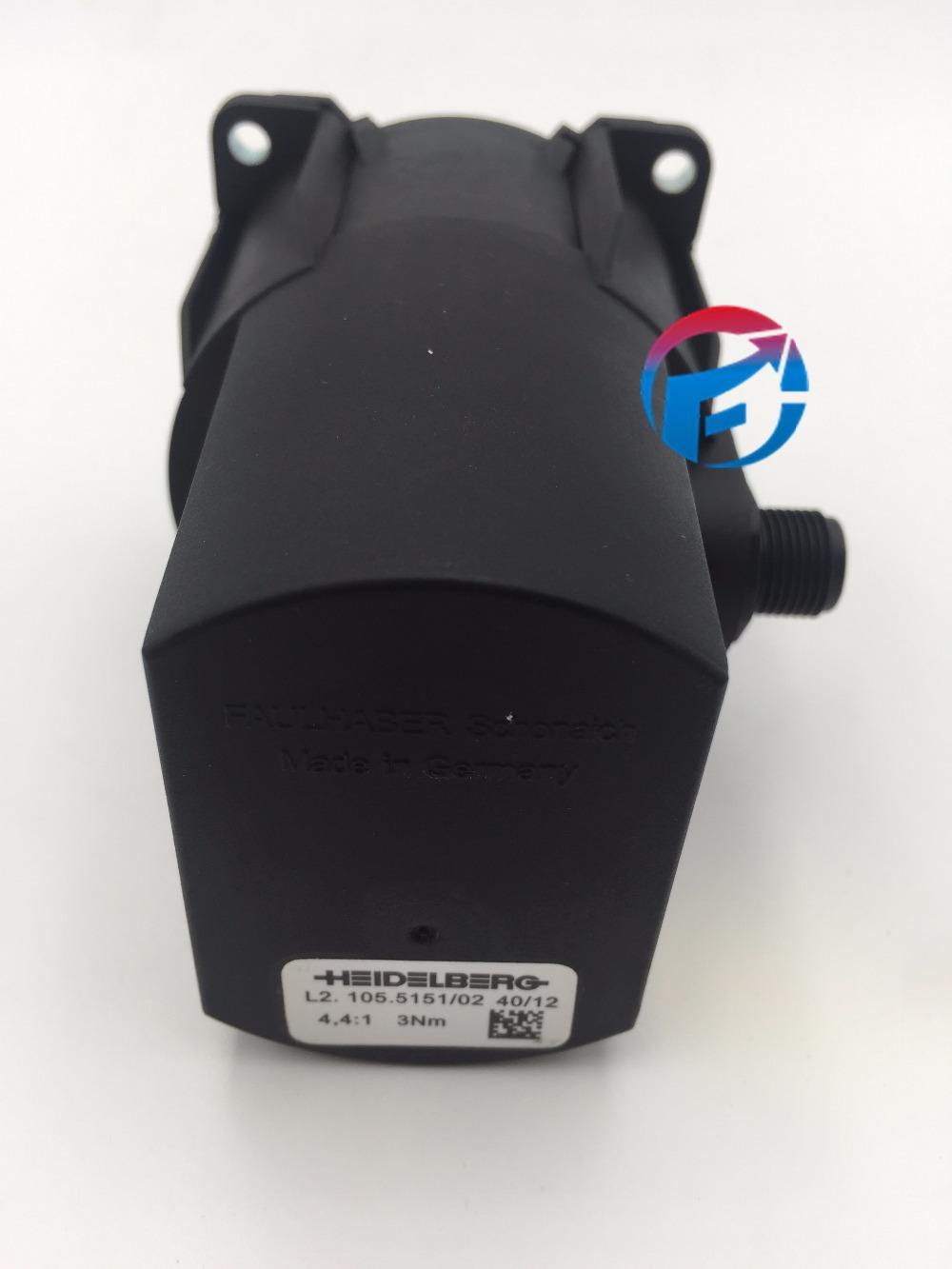 L21055151 02 441 3nm Register Pressure Motor For Sm74 Xl75 Servo Board Heidelberg Circuit Printing Machine