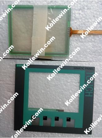 NEW Keypad Membrane + Touch Glass for SIMATIC  KTP400  4 Inch Touch Panel HMI 6AV6647-0AA11-3AX0, 6AV66470AA113AX0