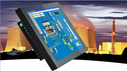 OEM KWIPC-15-6 Capacitive Industrial Touch Panel PC, Celeron Quad 1.99G CPU, 32G Disk 1024 x 768 Resolution USB2.0x4,USB3.0x1