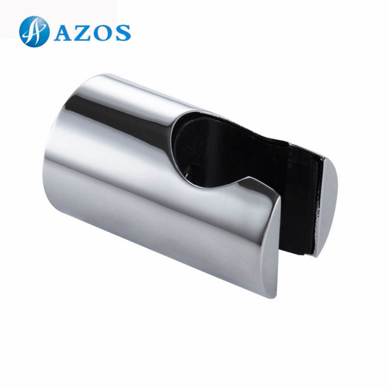 304 Stainless Steel Shower Head Bracket Holder Wall Mount Bathroom Accessories Polished Silver Stainless Steel 2 Color HSZ005