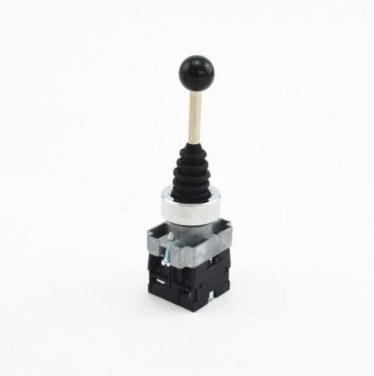 XD2PA22CR 2NO 2Positions Momentary Spring Return Wobble Stick Joystick Replace Telemecanique