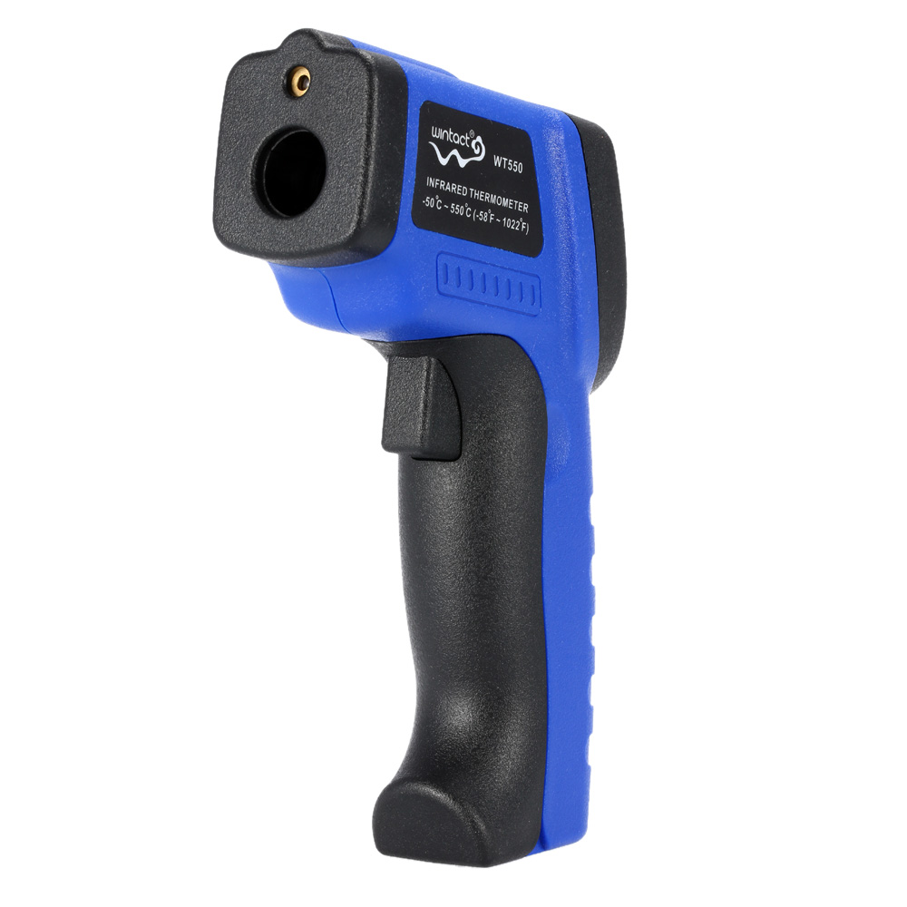 Handheld Non-Contact Digital LCD Laser IR Infrared Thermometer termometro Temperature Tester diagnostic-tool Pyrometer -50~550c
