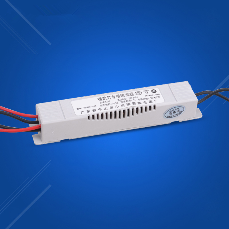 T4 T5 Electronic Ballasts  8-15w Universal AC 120-270V 50Hz Lens Headlight Rectifier Mirror Front Fluorescent Lamp Ballasts