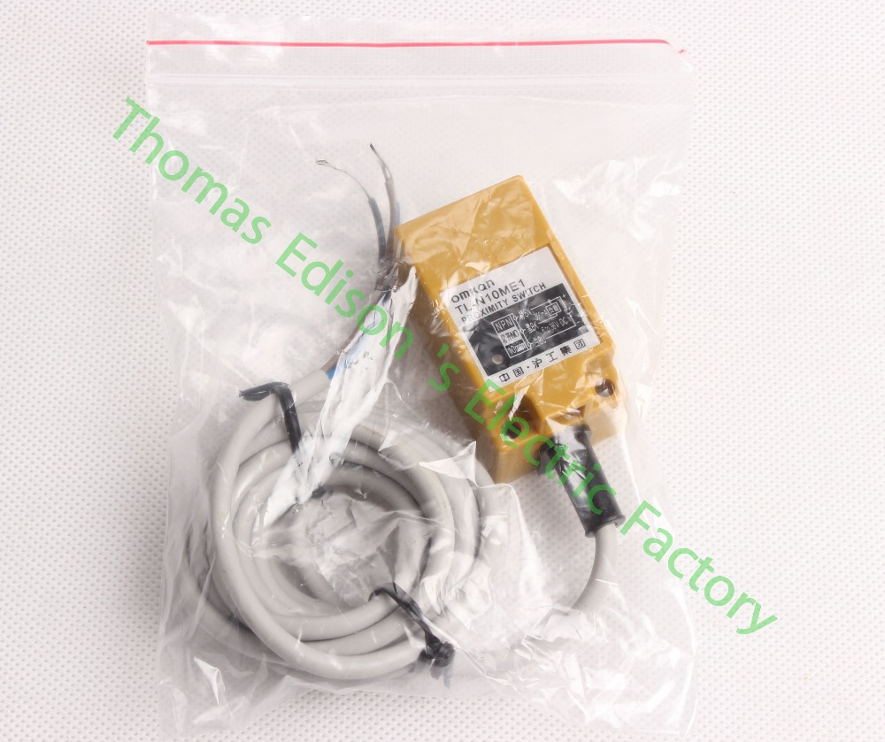 Inductive Proximity Sensor TL-N10ME1 NPN 3WIRE NO DC6-36V Detection distance 10MM Proximity Switch sensor switch