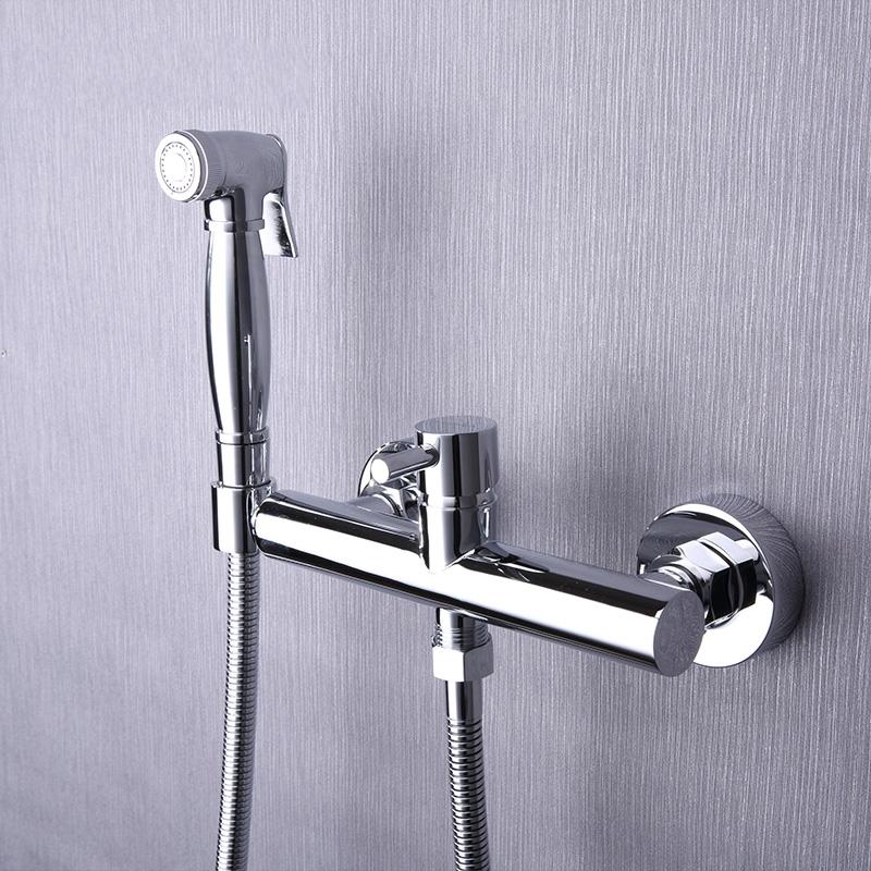 Pleasant Toilet Bathroom Hand Held Bidet Spray Shattaf Sprayer Jet Inzonedesignstudio Interior Chair Design Inzonedesignstudiocom