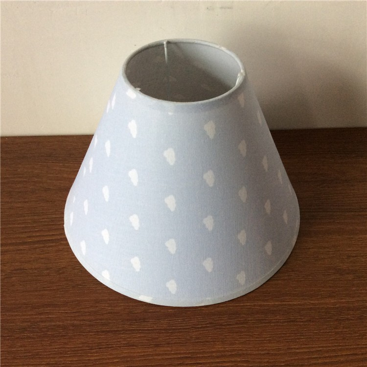 10 pcs E14 handmade classic decorative lamp shades for table lamps