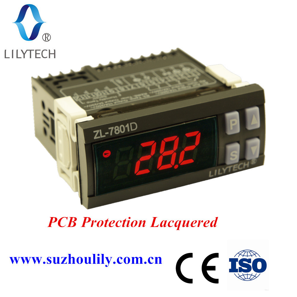 ZL-7801D,100-240VAC,temperature & humidity controller for incubator,incubator,Multifunctional Automatic Incubator,lilytech