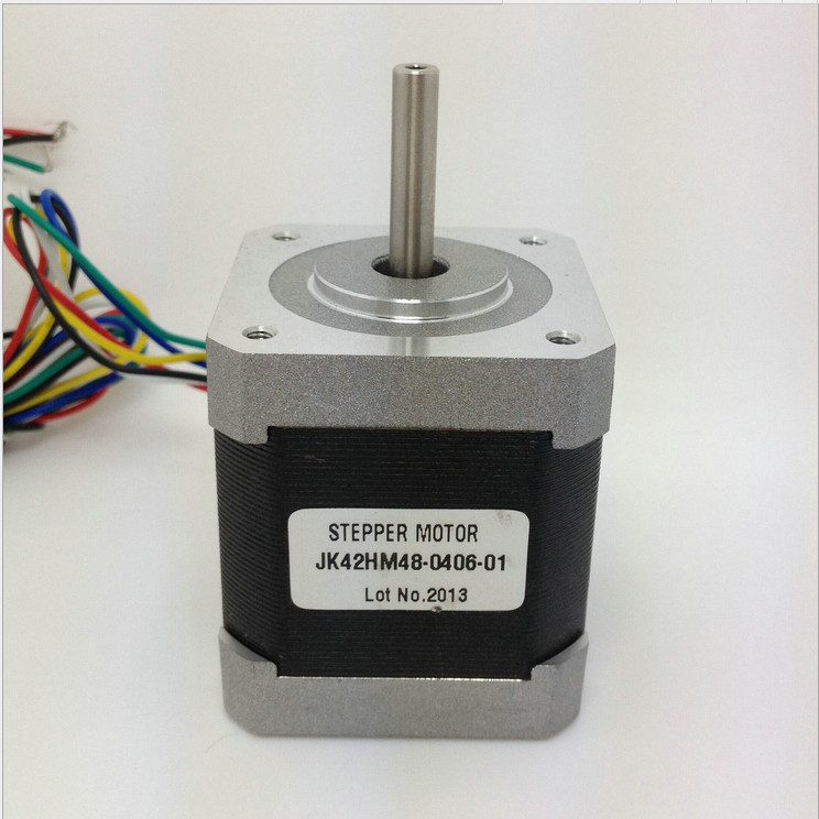 stepper motor wiring 6 wire