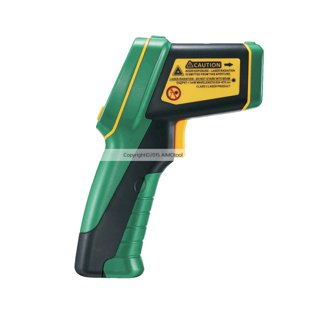 Mastech MS6531B color display infrared Thermometer -40~800 degree
