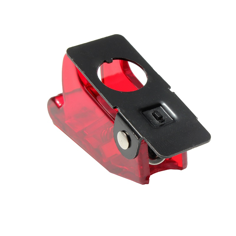 New Arrival 1pc Red New Toggle Switch Waterproof Boot Plastic Safety Flip Cover Cap Hot Sale