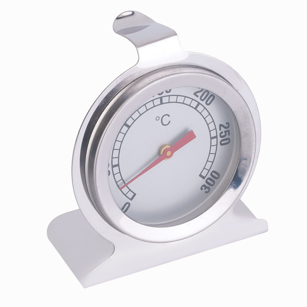 2016 NEW Stainless Steel Oven Thermometer Kitchen Cooking Meat Tool