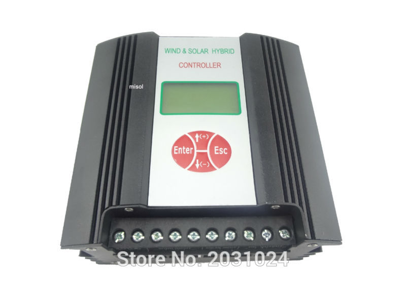 12VDC input 300W Hybrid Wind Solar Charge Controller, Wind Regulator, Wind Charge Controller