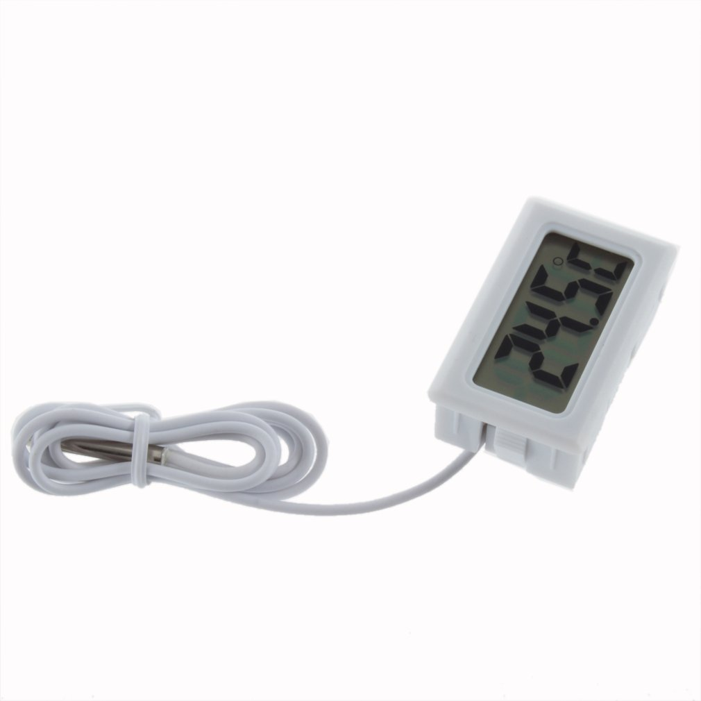 High Quality New LCD Refrigerator Freezer Fridge Digital Thermometer Temperature -50 ~ 110c
