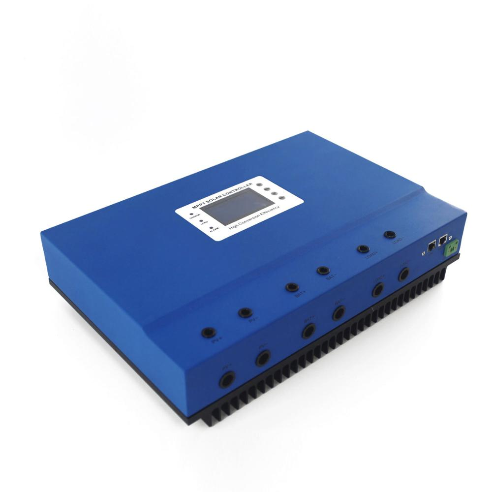 MAYLAR@ 100a 36v PV system 150VDC self-sooling high intelligent Solar MPPT charge controller with RS232 and LAN communication
