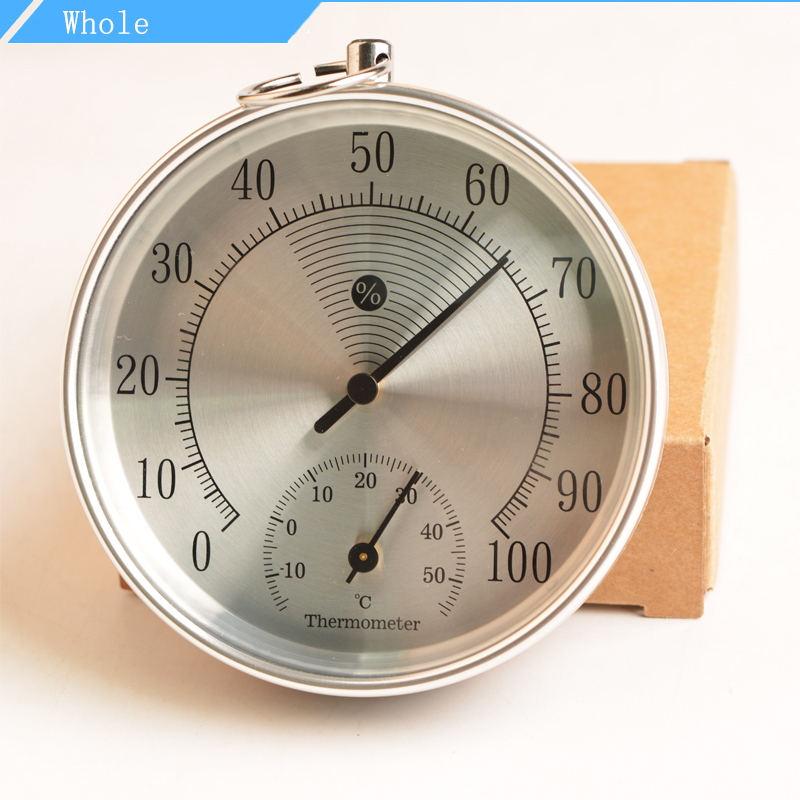 HT9100-10CM Indoor Outdoor Thermometer Hygrometer Temperature Meter New Arrival high quality