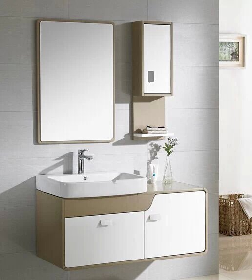 Custom Bathroom Vanity Wall Mounted Europe Style