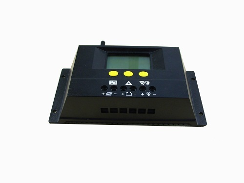 Newest Hot Selling Solar Regulator 30A 12/24V Solar Charge Controller CM3024Z PWM LCD Display