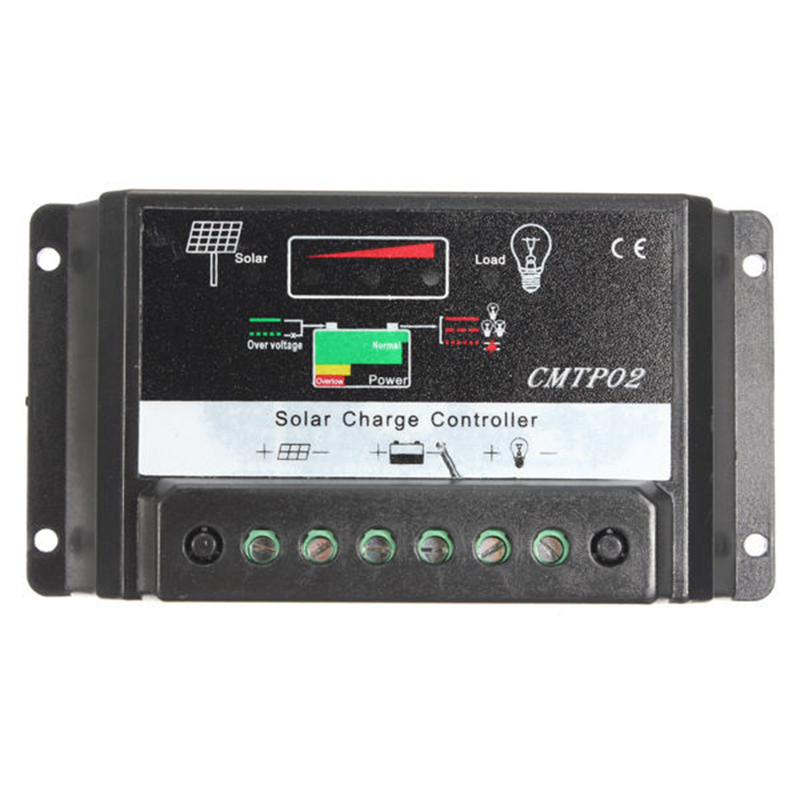 Hot sale30A MPPT Solar Panel Battery Regulator Charge Controller 12V/24V Auto