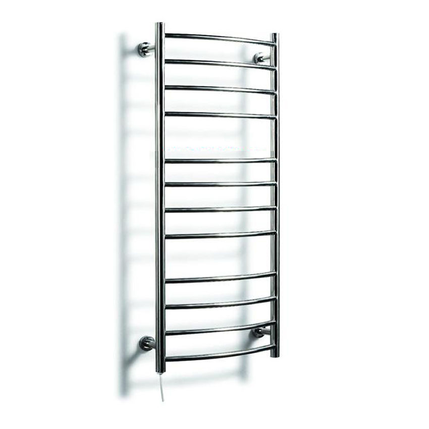 1PC YEK-8049 Electric Towel Holder Bathroom Accessories Heated Towel Rack,Stainless Steel Wall Mounted Towel Warmer