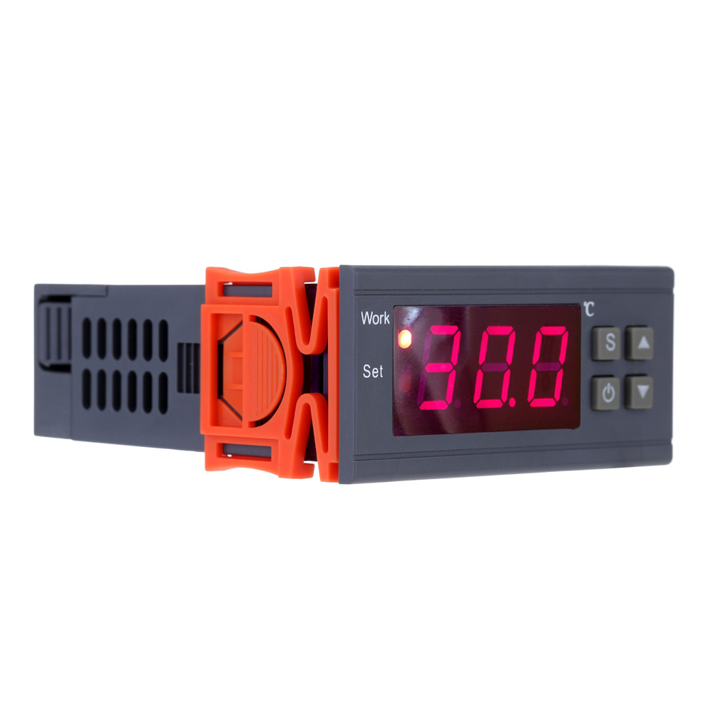 Digital Temperature Controller thermal regulator digital infravermelho Thermocouple thermostat-50~110 Celsius Degree with Sensor