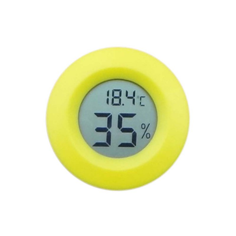 Mini LCD Digital Thermometer Hygrometer Fridge Freezer tester Temperature Humidity Meter detector