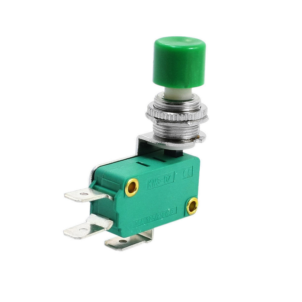 1 PC New AC 125V/250V 16A SPDT NO NC Momentary Red Cap Push Button Micro Switch DS438 SA175 P50