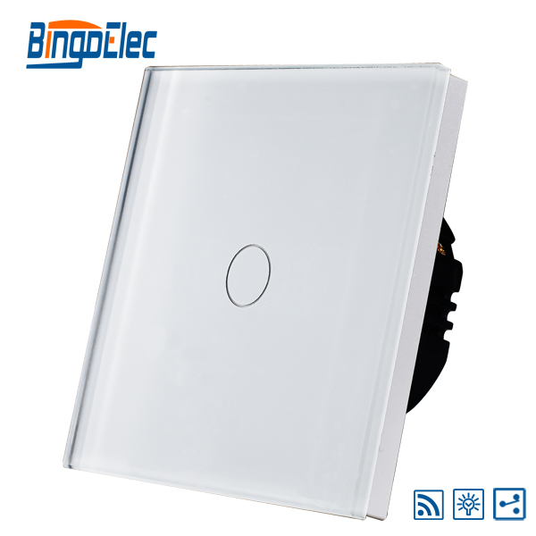 HOT SALE Bingoelec 1gang 2way remote dimmable switch