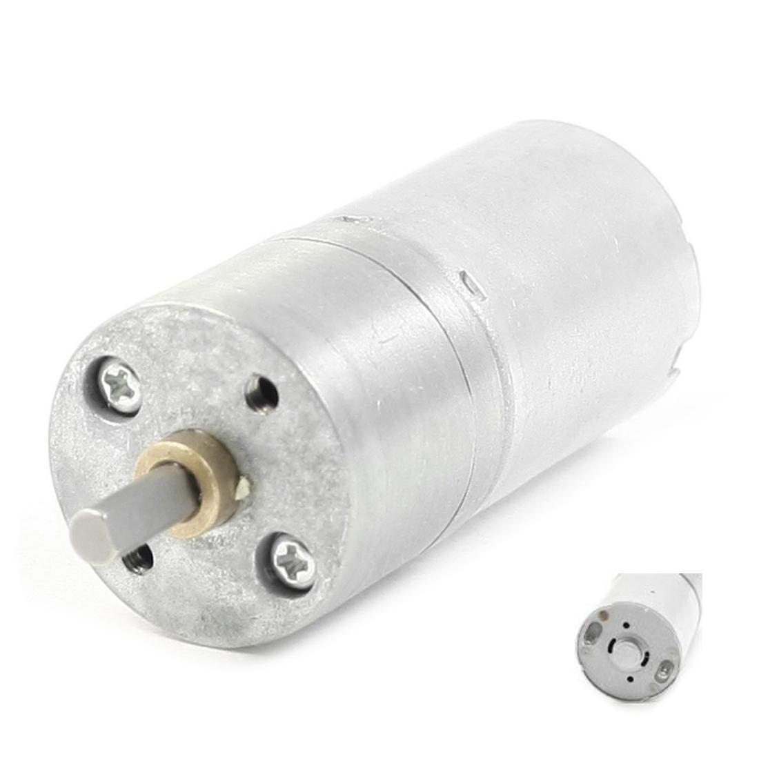 CNIM Hot 300RPM DC 12V 0 03A High Torque Gear Box Electric Speed