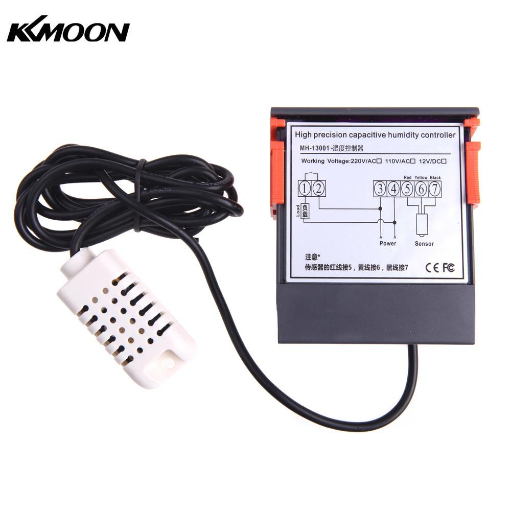 Digital Air Humidity Controller hygrometer Instrument weather station hygrometer tester Diagnostic-tool hygrometer for incubator