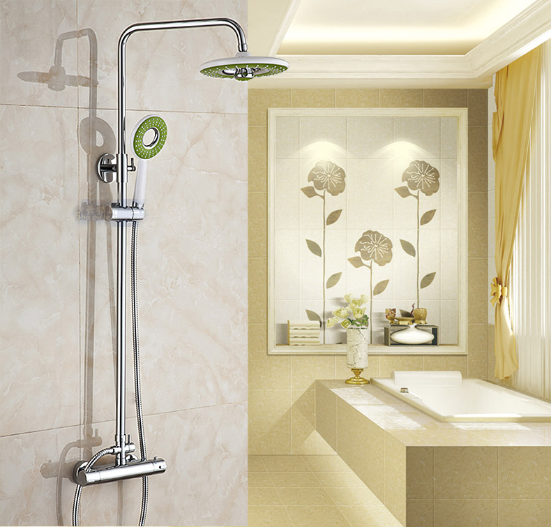 Shower Equipment Back To Search Resultshome Improvement Rose Gold Finished Wall Mounted Rainfall Shower Head Bathroom Shower Faucet Set With Hand Sprayer Shower Panel High Quality And Inexpensive