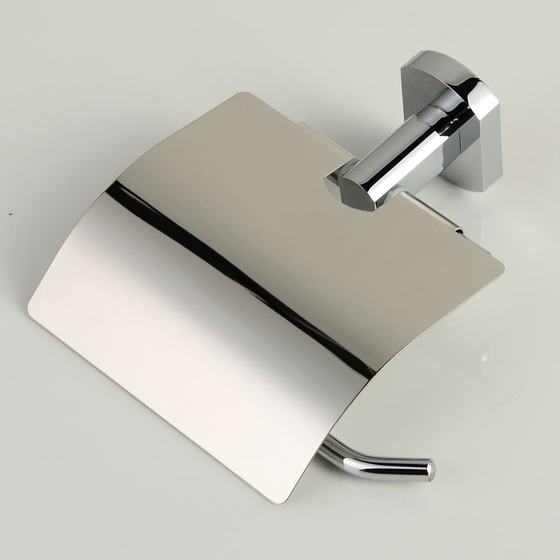 Bathroom Accessories  Products Solid Copper Toilet Paper Holder,Roll Holder, paper Holder With Cover