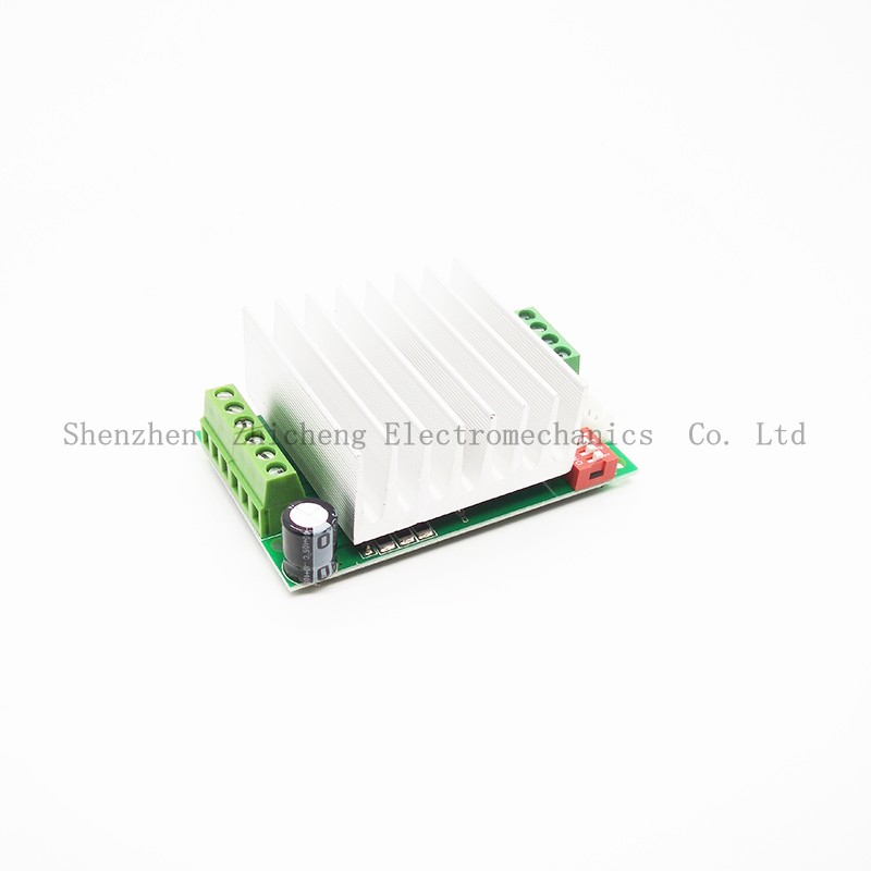 TB6600 4.5A CNC Single-axis Stepper Motor Driver Board Controller DC 10V-45V