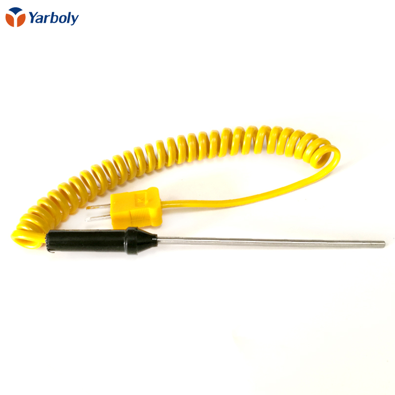 TM-902C Industrial Lcd Digital Thermometer Thermodetector Thermocouple Probe For Lab Factory Use