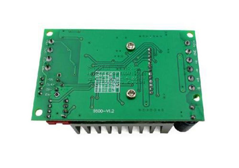 TB6600 10-45V 4.5A Two Phase Hybrid Stepper Motor Driver Controller for cnc router
