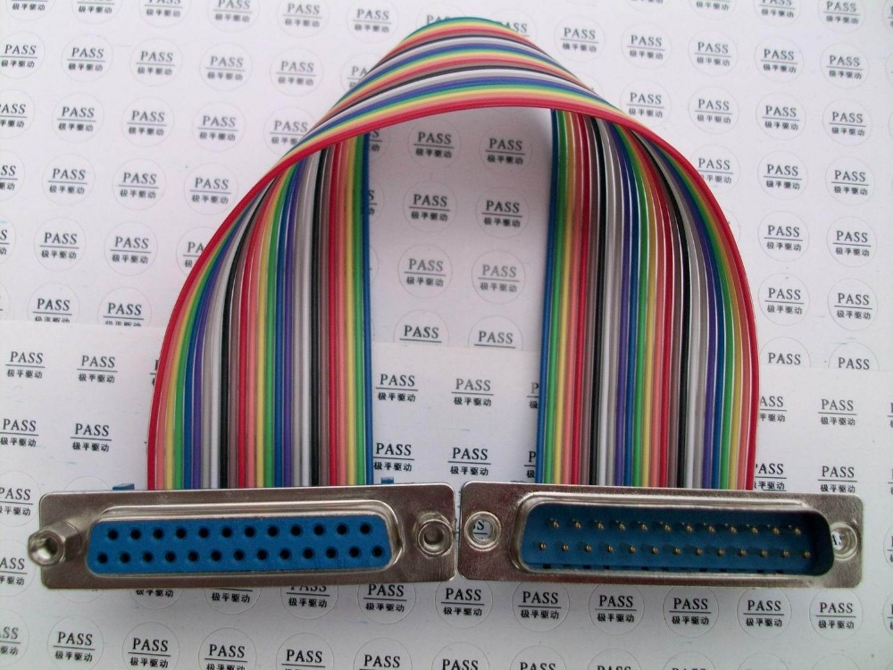 Engraving machine 25-pin parallel extension cable
