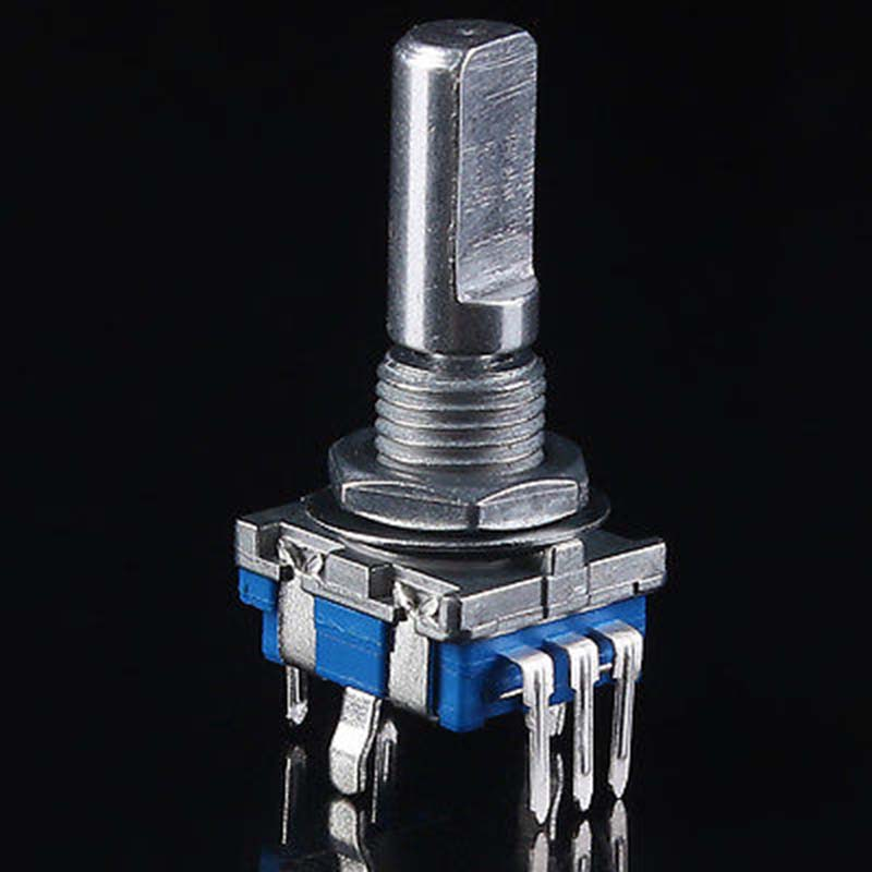 10pcs/lot Rotary Encoder Switch 15x12mm Push Button Switch Keyswitch Electronic Component