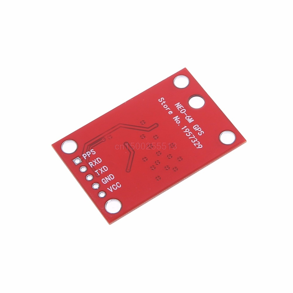 GYNEO6MV2 GPS Module NEO-6M GY-NEO6MV2 Board with Antenna for Arduino