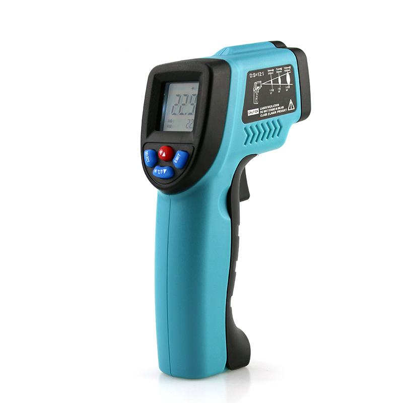 New -50~550 C Digital infrared Thermometer Pyrometer Aquarium laser Thermometer Outdoor thermometer SA675 T10