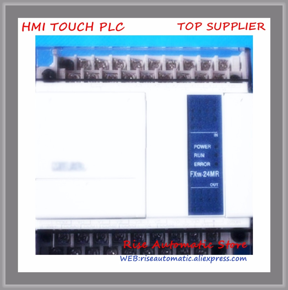 FX1N-24MR-001 PLC 14 Inputs Base Unit New Original 100% test good quality